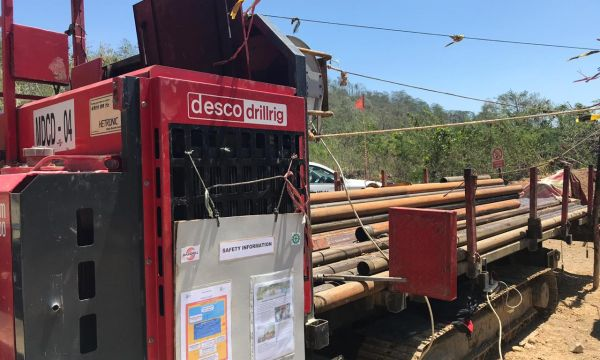 Support / Ancillary Equipment Desco Rod Carriers 2 r2